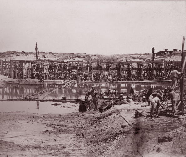 Canal「Suez Construction」:写真・画像(11)[壁紙.com]