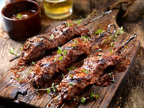 Beef「BBQ Steak Skewers」:スマホ壁紙(19)