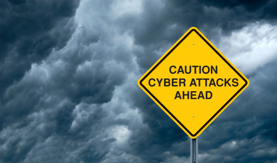Cyber-「Cyber Attacks」:スマホ壁紙(11)