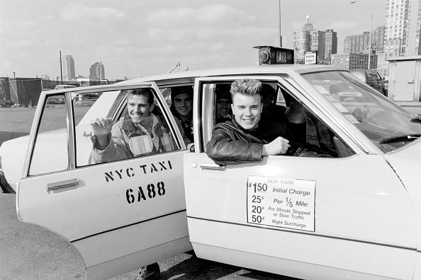 Dave Hogan「Take That in New York 1995」:写真・画像(2)[壁紙.com]