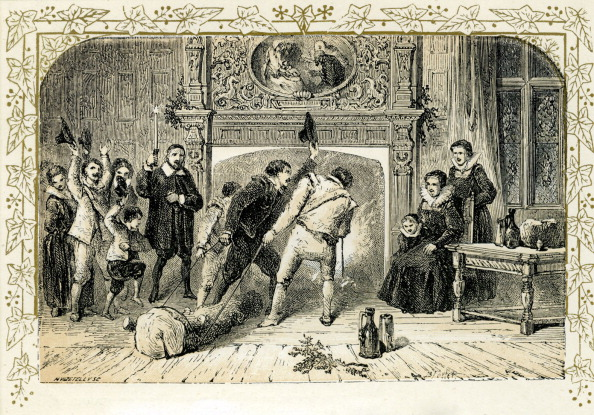 17th Century「Ceremony for Christmas Eve -」:写真・画像(0)[壁紙.com]
