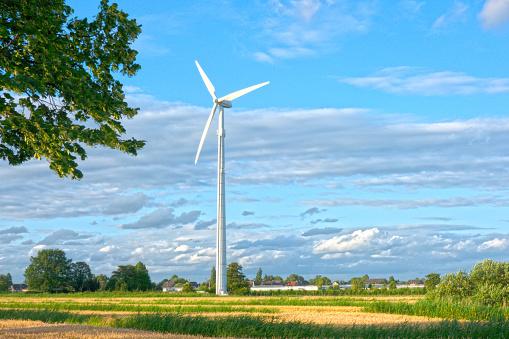 Focus On Background「Wind Ernergy」:スマホ壁紙(17)