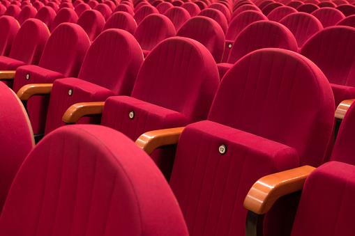 Musical Theater「Theater seats」:スマホ壁紙(14)