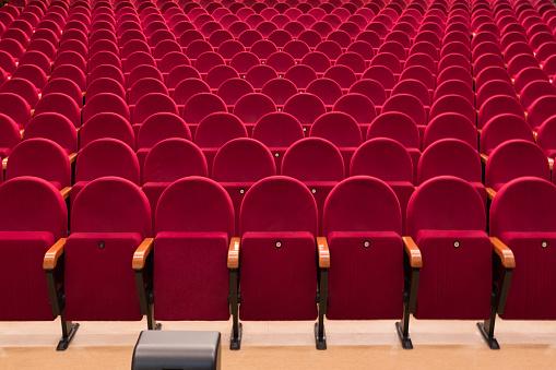 Musical Theater「Theater seats」:スマホ壁紙(12)
