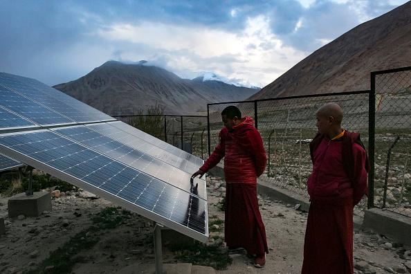 Solar Energy「Solar Power Looks To Expand At India's Remote Ladakh Region」:写真・画像(10)[壁紙.com]