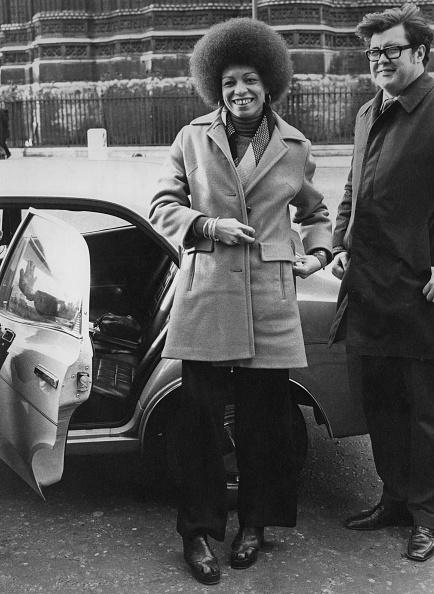 Black History in the UK「Angela Davis In London」:写真・画像(4)[壁紙.com]