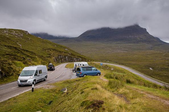 Tourism「North Scotland Sees Returning Tourism After Coronavirus Lockdown」:写真・画像(4)[壁紙.com]
