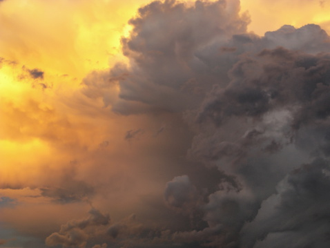 Meteorology「Thunderstorm Clouds Monsoon Dramatic Sky」:スマホ壁紙(8)
