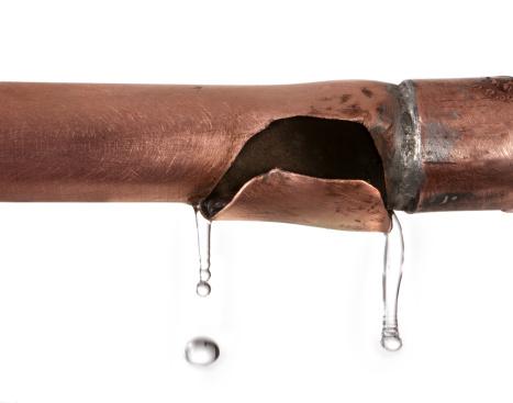 Soldered「broken copper pipe slow drip」:スマホ壁紙(3)