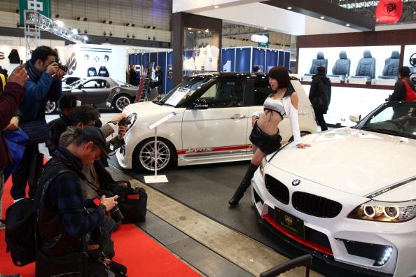 Tokyo Auto Salon「Tokyo Auto Salon 2014」:写真・画像(16)[壁紙.com]