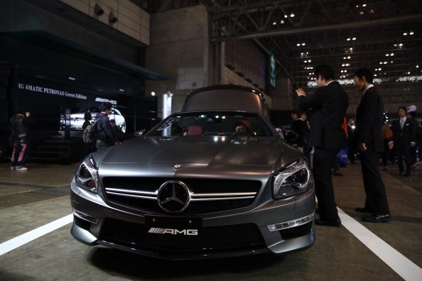 Tokyo Auto Salon「Tokyo Auto Salon 2014」:写真・画像(0)[壁紙.com]