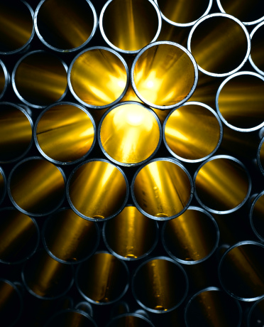 Gas Pipe「Steel Pipes」:スマホ壁紙(2)