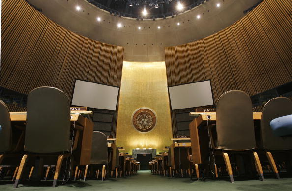 United Nations「Behind The Scenes At The United Nations」:写真・画像(0)[壁紙.com]