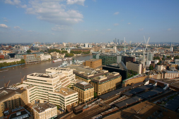 Shard London Bridge「Goodbye Southwark Towers」:写真・画像(15)[壁紙.com]