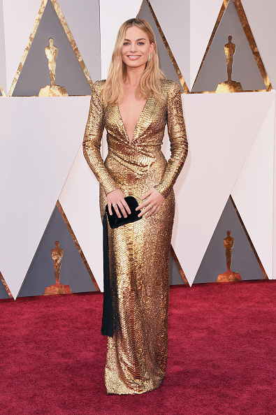 Gold Colored「88th Annual Academy Awards - Arrivals」:写真・画像(8)[壁紙.com]