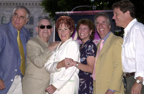 Director「Marion Ross Receives Star on Hollywood Walk of Fame」:写真・画像(6)[壁紙.com]