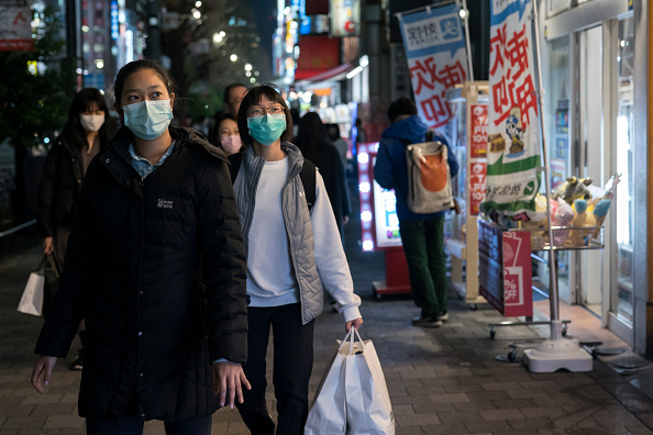 Tokyo - Japan「Concern In Japan As The Wuhan Covid-19 Spreads」:写真・画像(4)[壁紙.com]