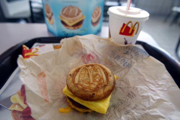 Breakfast「Protesters Put Pressure On Fast Food Restaurants To Not Use Meat With Inappropriate Antibiotics」:写真・画像(1)[壁紙.com]