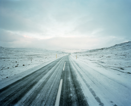 Thoroughfare「Road to Seydisfjordur, Iceland」:スマホ壁紙(9)