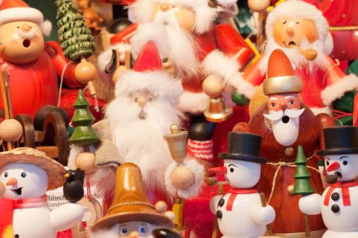 snowman「Wooden Christmas decorations, Stuttgart」:スマホ壁紙(11)
