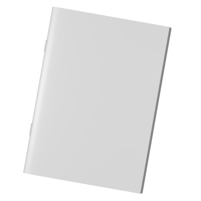 Newspaper「Blank book Magazine Brochure」:スマホ壁紙(14)