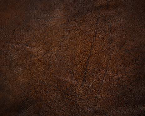 Brown Background「dark brown leather texture」:スマホ壁紙(6)