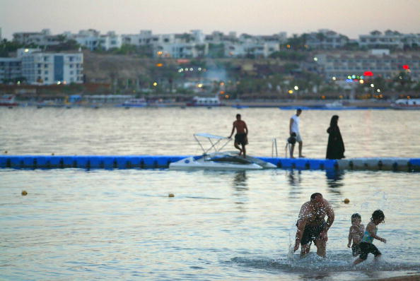Uriel Sinai「Egyptian Tourism Suffers After Sharm Bombings」:写真・画像(10)[壁紙.com]
