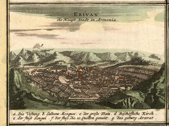History「Map Of Yerevan」:写真・画像(1)[壁紙.com]
