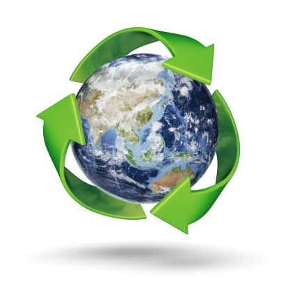 Recycling「Recycle Earth - South East Asia」:スマホ壁紙(9)