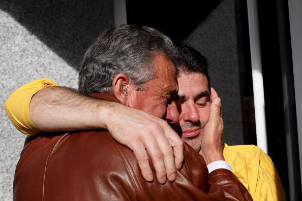 León Province - Spain「Miners Killed From Methane Gas Leak In Leon Coalmine」:写真・画像(6)[壁紙.com]