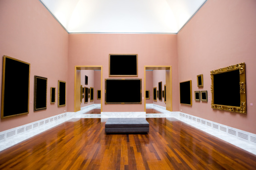 Art「Beige Gallery」:スマホ壁紙(13)