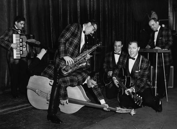 Rock Music「Bill Haley And Co」:写真・画像(5)[壁紙.com]