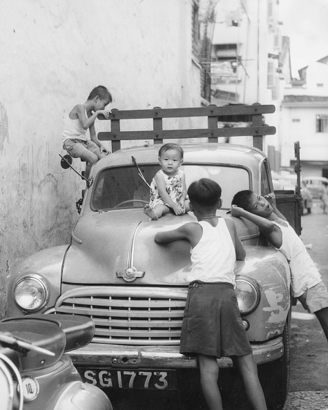 Recreational Pursuit「Singapore Children」:写真・画像(3)[壁紙.com]