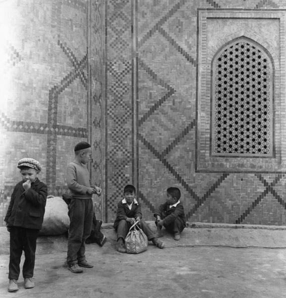 Uzbekistan「Samarqand Children」:写真・画像(17)[壁紙.com]