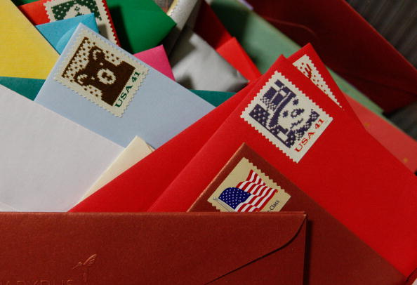 Post - Structure「U.S. Post Offices Contend With Busiest Day Of Holiday Season」:写真・画像(13)[壁紙.com]