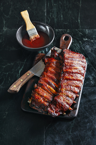 Barbecue Beef「Bbq pork ribs」:スマホ壁紙(16)