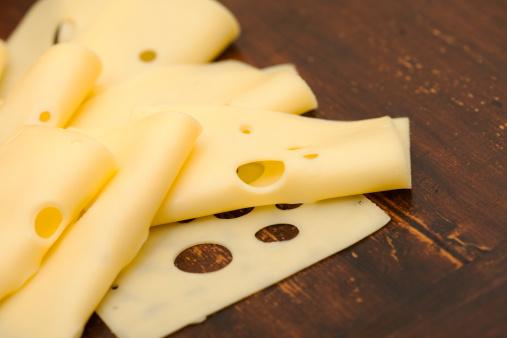 Swiss Cheese「sliced cheese」:スマホ壁紙(13)