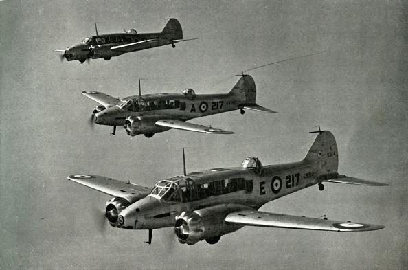 Air Force「The Avro Anson」:写真・画像(5)[壁紙.com]