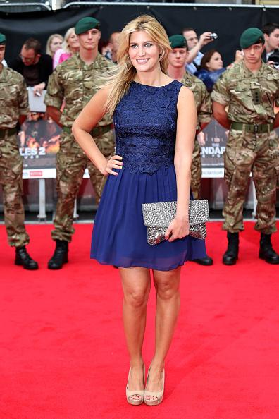 Flared Dress「The Expendables 2 - UK Film premiere」:写真・画像(2)[壁紙.com]