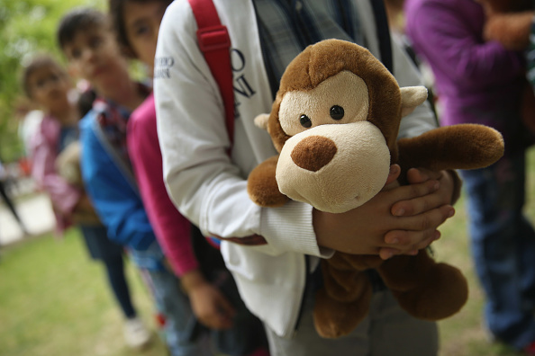 Stuffed「Charite Hospital Hosts Annual Teddy Bear Clinic」:写真・画像(9)[壁紙.com]