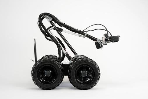 Emergency Services Occupation「Bomb Squad Robot」:スマホ壁紙(15)