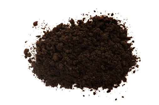 Heap「Black soil on white」:スマホ壁紙(13)