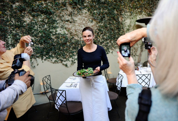 Salad「17th Annual Screen Actors Guild Awards Food And Wine Tasting Event」:写真・画像(8)[壁紙.com]