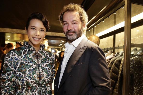 Jessica Hromas「Moncler Lee Gardens Store Opening」:写真・画像(4)[壁紙.com]