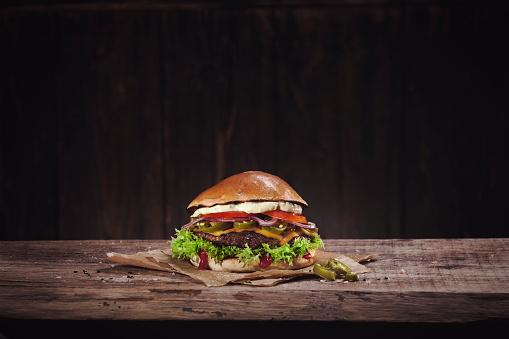 Tomato Sauce「Hot Chili Burger」:スマホ壁紙(2)
