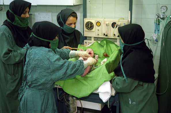 Delivery Room「Iranian Midwives」:写真・画像(12)[壁紙.com]