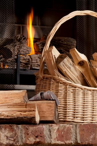 Inferno「Fireplace and Firewood」:スマホ壁紙(16)