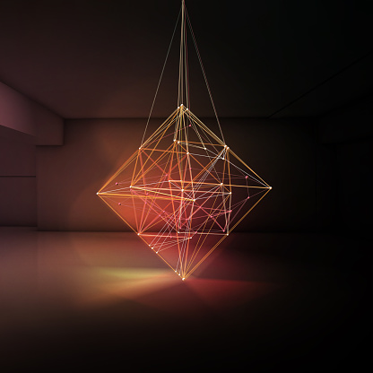 Arts Culture and Entertainment「Light Lines Room 02」:スマホ壁紙(19)