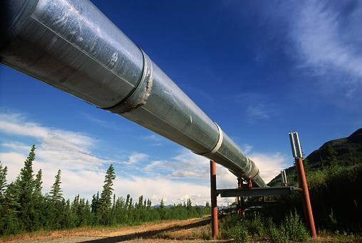 1980-1989「Alaska Oil Pipeline Near Richardson Highway」:スマホ壁紙(16)