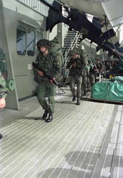 Passenger Craft「Soldiers On QE2」:写真・画像(19)[壁紙.com]